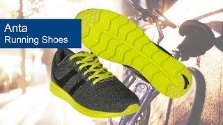 Anta Running Shoes обзор
