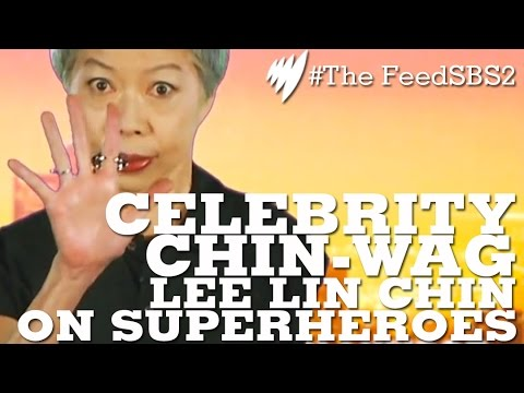 Celebrity Chin-Wag: Lee Lin Chin & Fabian Gossip Off - YouTube