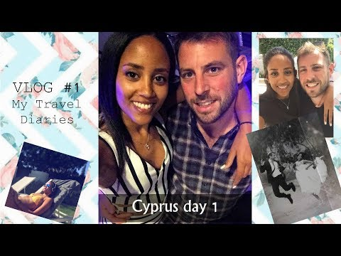 VLOG | My Travel Diaries | Cyprus  day 1