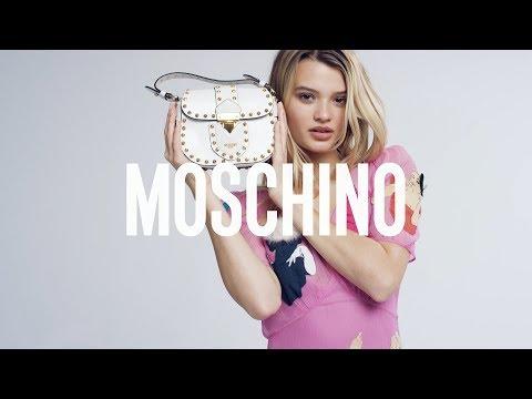 Moschino presents the new bag: Hidden Lock!