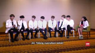 Eksklusif - Bangtan Boys - BTS di Indonesia (part 1 of 2) K-Pop Boy Band MP3