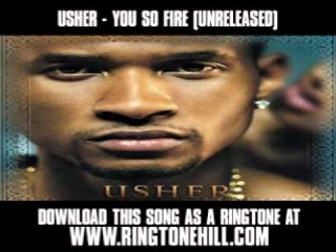 Usher - You So Fire (Unreleased) [ New Video + Lyrics + Download ]