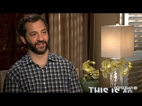 Judd Apatow on Directing Leslie Mann's Love Scenes in This is 40