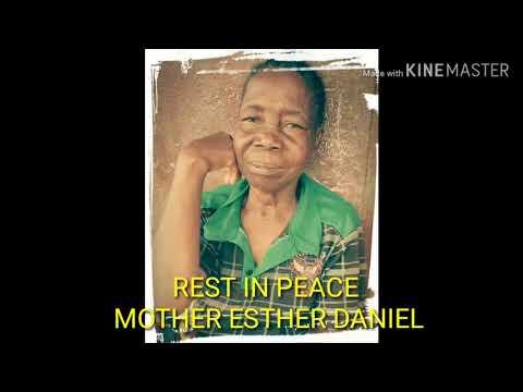 Min. Elisha D. Daniel -Tribute Song 2 Mama