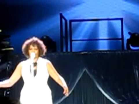 Whitney Houston Concert Stuttgart 2010- I will always love you
