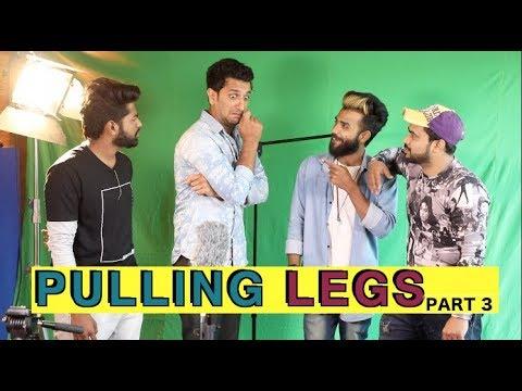 Pulling Legs - PART 3 || Must Watch Video || Kiraak Hyderabadiz