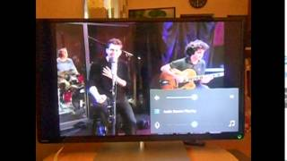 TOSHIBA L4300 ANDROID TV SING-ALONG FEATURE