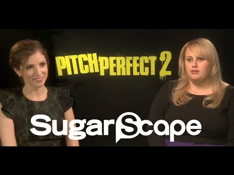 Pitch Perfect 2 cast talk mermaid dancing and One Direction