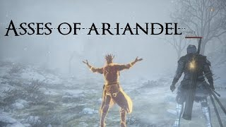Asses of Ariandel - Part 1: It Begins