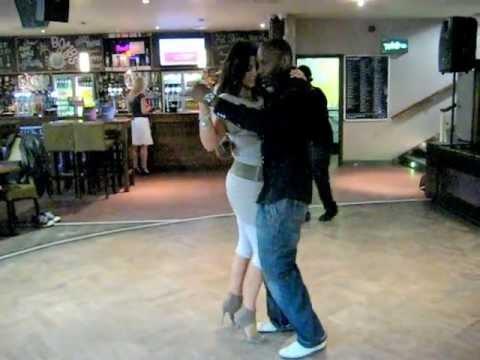 Antonio Filipe & Alison Kent Kizomba lesson @ bar Risa Leeds 12 June2011 Mp3