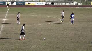 Serie D - Viareggio-Trestina 0-1