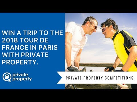 Tour de France Competition on Private Property