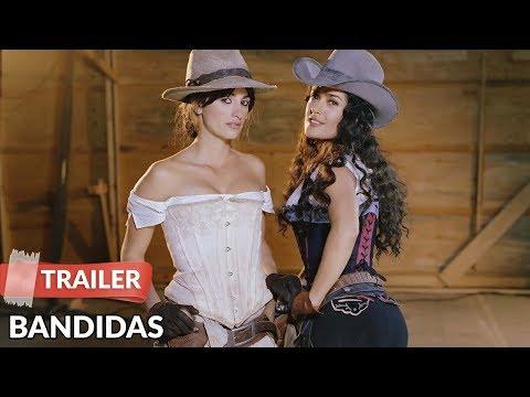 Bandidas 2006 Trailer   Penelope Cruz   Salma Hayek