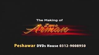 The Making of Zama Arman,By Liaqat Ali Khan - Pashto First HD Film - Arbaz Khan,Jahangir Khan