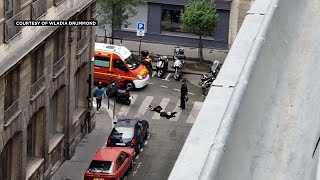 Police say Paris knife attacker was born in Checnhya