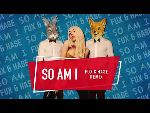 Ava Max - So Am I (Fux & Hase Remix Bootleg)