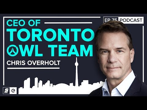 Toronto Overwatch League CEO talks building a fanbase and how esports could get into the Olympics