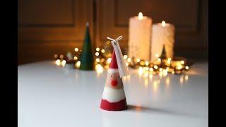 캔들공방 멜로우라운지 캔들 디자인, 크리스마스 캔들