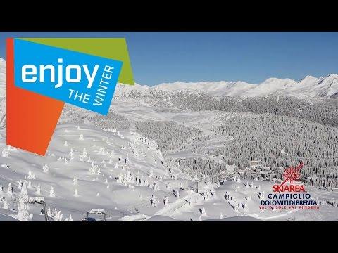 Skiarea Campiglio Dolomiti di Brenta Val di Sole Val Rendena 2017-2018