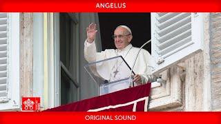 September 19 2021 Angęlus prayer Pope Francis