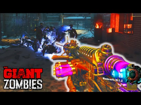 """Black Ops 3 Zombies - """"The Giant"""" Full Gameplay Walkthrough (Call of Duty: Black Ops 3 Zombies)"""