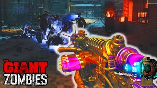 "Black Ops 3 Zombies - ""The Giant"" Full Gameplay Walkthrough (Call of Duty: Black Ops 3 Zombies)"