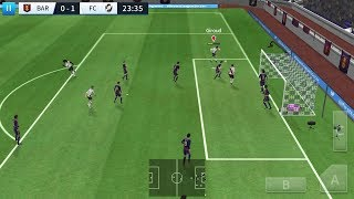 Dream League Soccer 2018 Android Gameplay #50