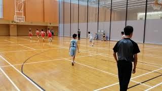 Publication Date: 2019-03-14 | Video Title: 港島東小學學界男子籃球2019分組賽 聖米迦勒(淺藍衫)vs
