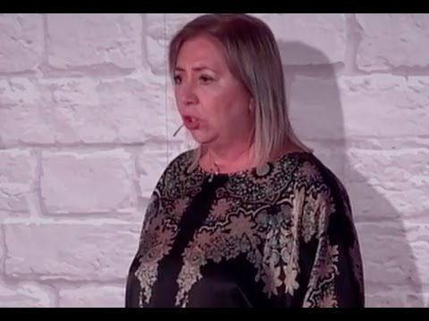 Upornost je majka svih mudrosti | Sanja Božić Ljubičić | TEDxZagrebWomen