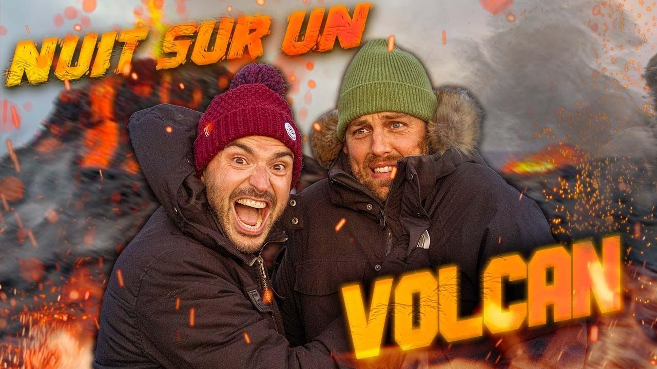 Download Une nuit sur un Volcan