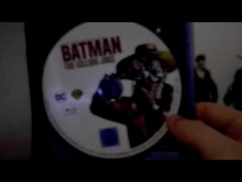 BATMAN the killing Joke unboxing