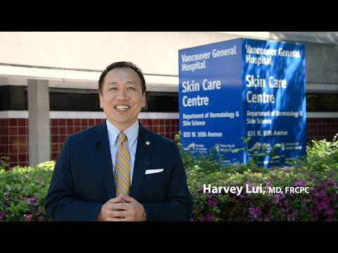 Harvey Lui--Thank you to UBC Dermatology