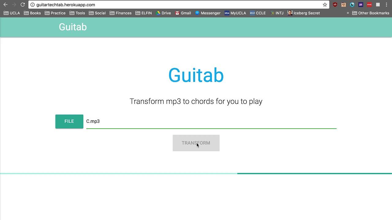 Guitab | Devpost