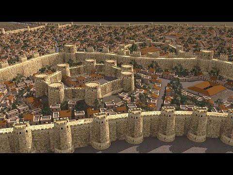 Двин — столица средневековой Армении. Страна восстанавливают руины исторической столицы