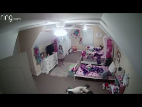Ring camera hacked in 8-year-old girl's bedroom in Tennessee, reports say