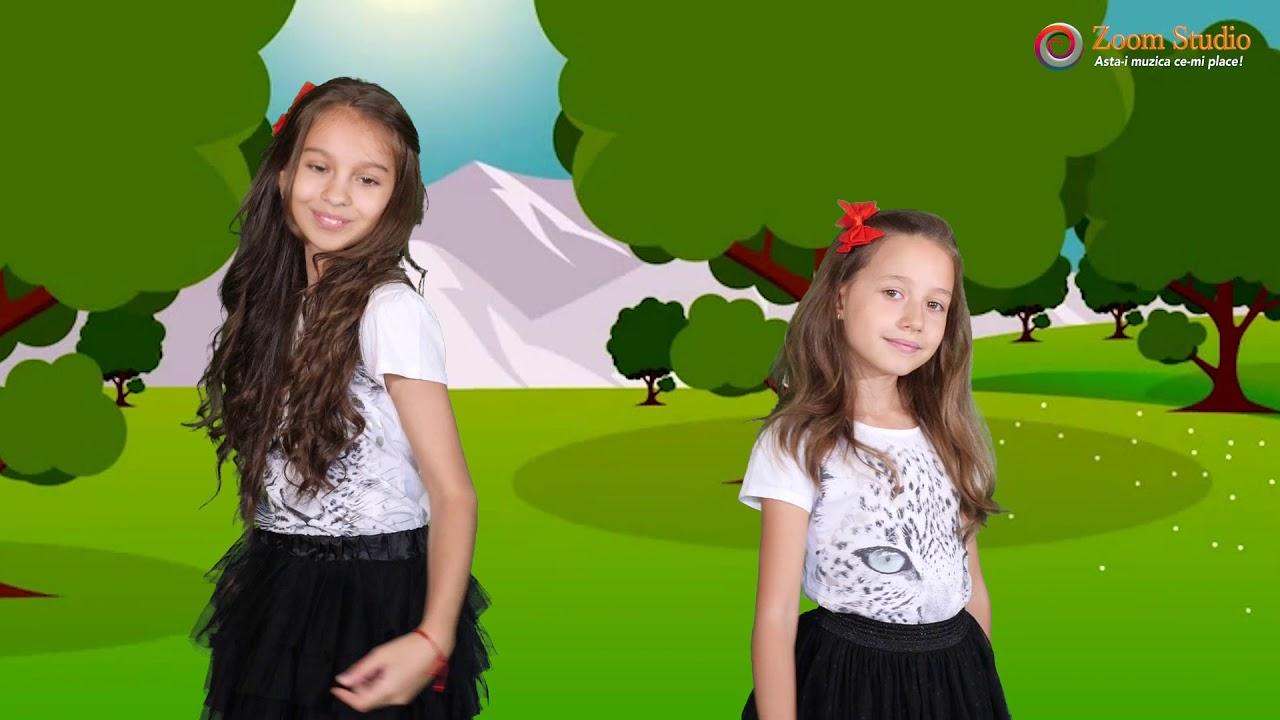 Catelus cu parul cret - Riana Baiasu si Andreea Stefan (Cantece Pentru Copii 2018)