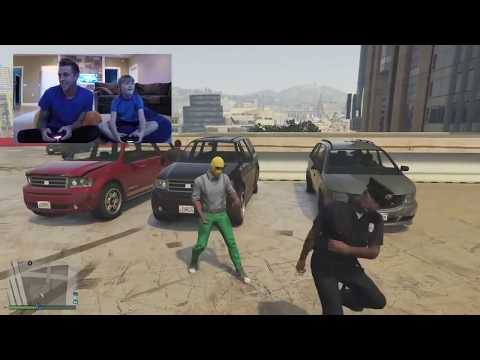 Thumbnail: RomanAtwood Playing GTA 5 with Noah and MrNastyHD (PS4)