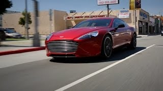 2014 Aston Martin Rapide S - KBB Quick Take