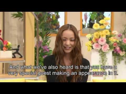 Namie Amuro INTERVIEW