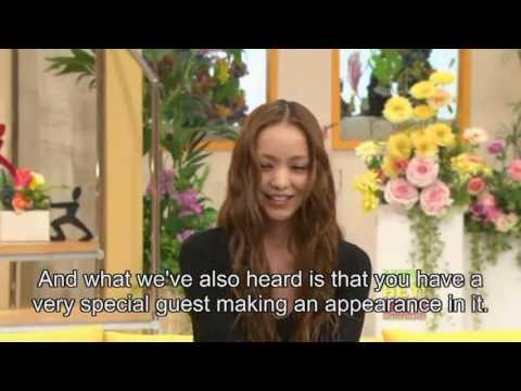 Namie Amuro INTERVIEW