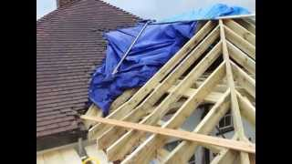 Amrex Property Services - Twickenham Garage Conversion, First Floor Extension With New Roof