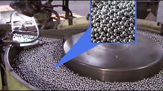 1 minute produces 1000 steel balls - Discover heavyweight productions part 2
