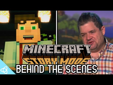 Behind The Scenes - Minecraft: Story Mode [Making Of]