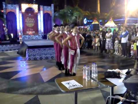 Want to be dancer medan- @merdeka walk