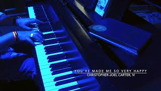 """You've Made Me So Very Happy"" (Blood, Sweat, and Tears) Christopher-Joel Carter, Piano"