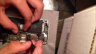 iPhone 5 Motherboard Replacement Sprint to AT&T