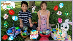 Easter Egg hunt 2 Big Mystery Eggs