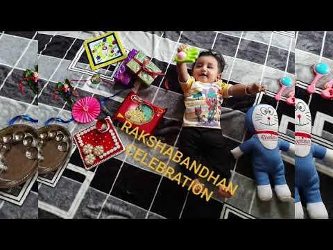 DIY Baby Festival theme baby photography at home/Rakshabandhan  theme baby photoshoot/diy