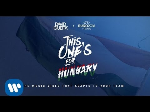 Thumbnail: David Guetta ft. Zara Larsson - This One's For You Hungary (UEFA EURO 2016™ Official Song)