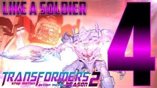 Transformers Stop Motion Action Movie - Season 2: Episode 4